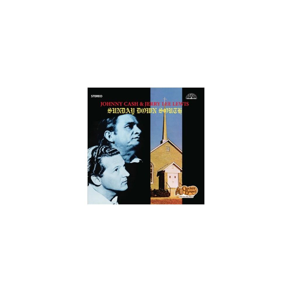 Johnny Cash - Sunday Down South (Vinyl)