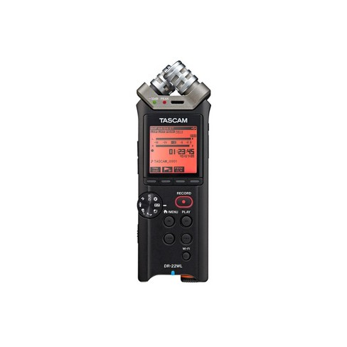 Tascam DR-22WL Portable Handheld Recorder with Wi-Fi - image 1 of 4