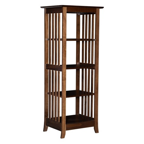 "56.25"" Emerson Single Bookshelf Brown - Linon - image 1 of 4"