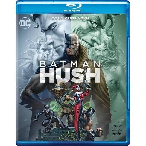 Batman Hush Blu Ray Target