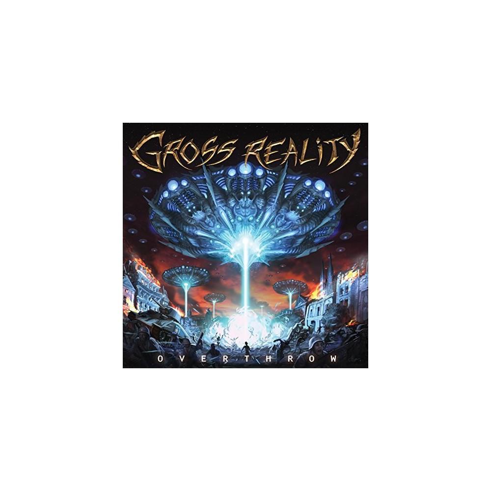 Gross Reality - Overthrow (CD)