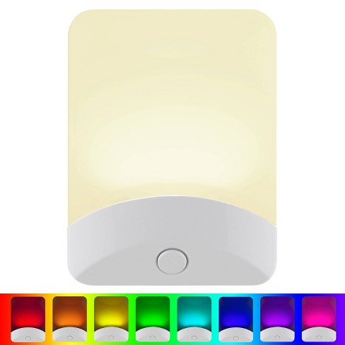 GE Color-Changing LED Night Light, 34693 - image 1 of 4