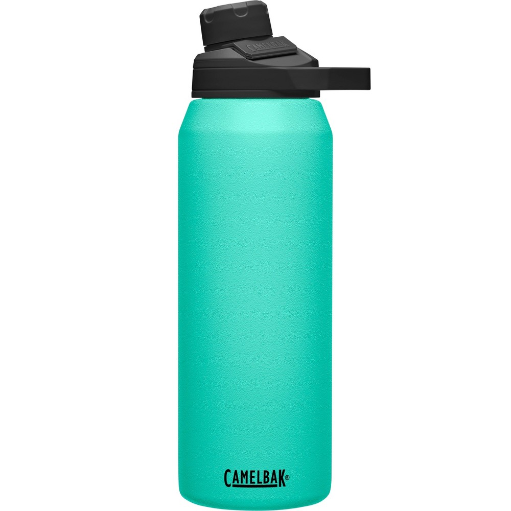 Camelbak 32oz Chute Mag Vacuum Insulated Stainless Steel Water Bottle Teal Blue