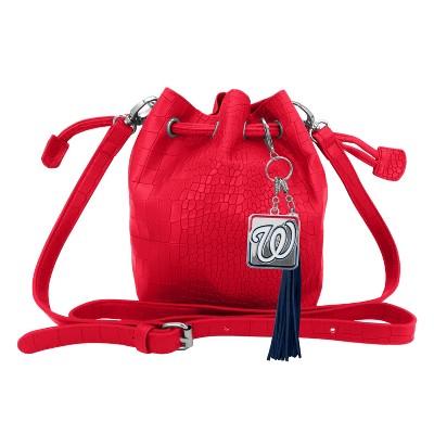 MLB Little Earth Charming Mini Bucket Bag