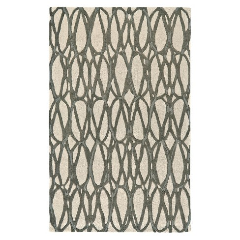 "Titanium Tufted Area Rug - (9'6""X13'6"") - Room Envy - image 1 of 2"