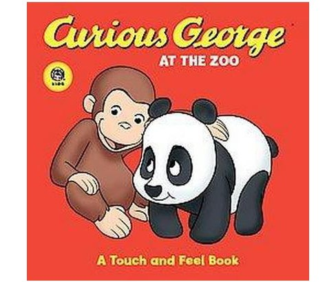 Curious George at the Zoo ( Curious George) (Board) by H. A. Rey - image 1 of 1