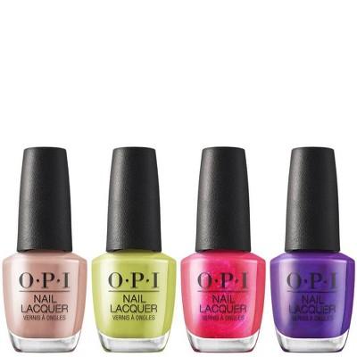 OPI Malibu Collection Mini Nail Lacquer Set - 4pk