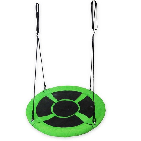 Playground Play Set Super Saucer Swing - HearthSong - image 1 of 2