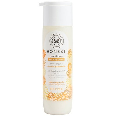 The Honest Company Everyday Gentle Conditioner Sweet Orange Vanilla - 10 fl oz