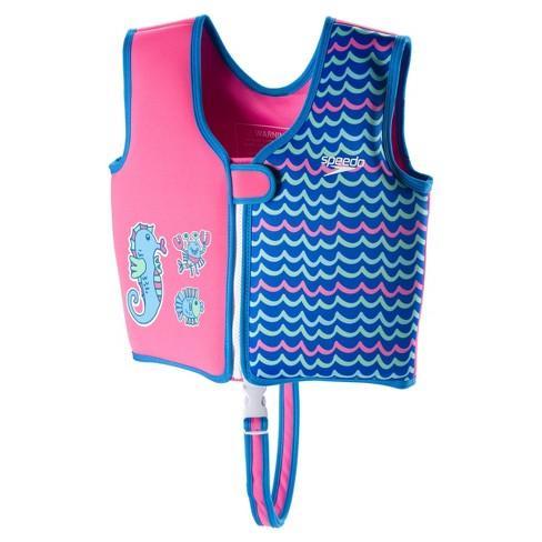 Girls' Swim Vest - image 1 of 2
