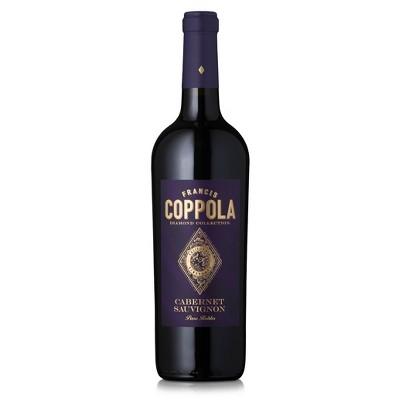 Francis Coppola Diamond Cabernet Sauvignon Red Wine - 750ml Bottle