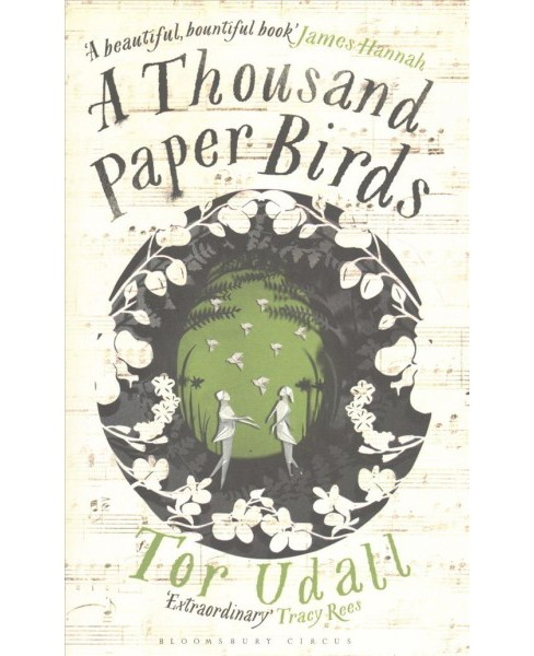 Thousand Paper Birds -  by Tor Udall (Hardcover) - image 1 of 1