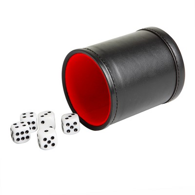 Hathaway Modifier Dice Cup with 5 Dice