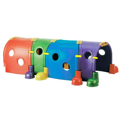 ECR4Kids Extension for Climb-N-Crawl Caterpillar Tunnel Gus 4-Section Expansion Set Indoor Outdoor