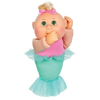 Cabbage Patch Kids Collectible Cutie Helpers Fantasy - Coral Mermaid