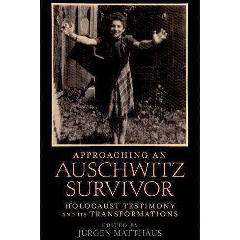 Approaching an Auschwitz Survivor - (Paperback) - image 1 of 1
