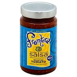 Frontera Gourmet Mexican Roasted Tomato Salsa Mild 16 oz