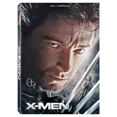 X-Men (DVD + Digital)