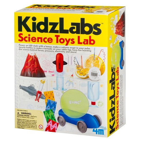 4M KidsLabs Sci-Toys Science Lab Kit - STEM - image 1 of 1
