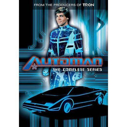 Automan: The Complete Series (DVD) - image 1 of 1