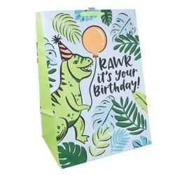 Dinosaur Print Gift Bag - Spritz™