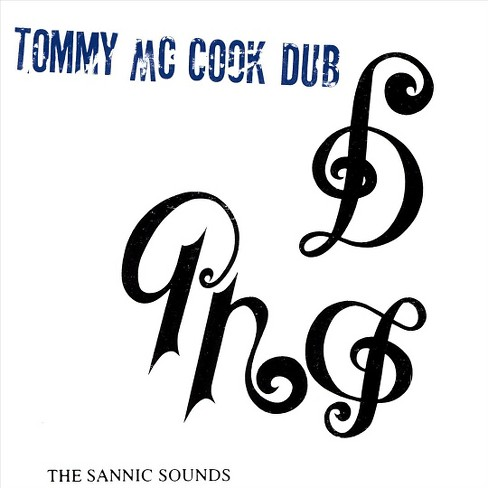Tommy mccook - Sannic sounds of tommy (CD) - image 1 of 1