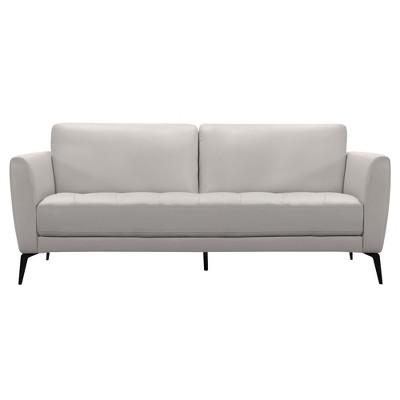 Armen Living Hope Contemporary Sofa Dove Gray