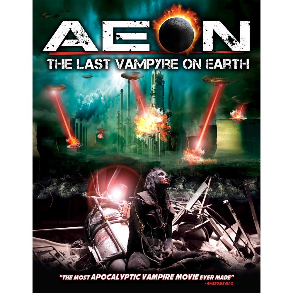Aeon:Last Vampyre On Earth (Dvd)
