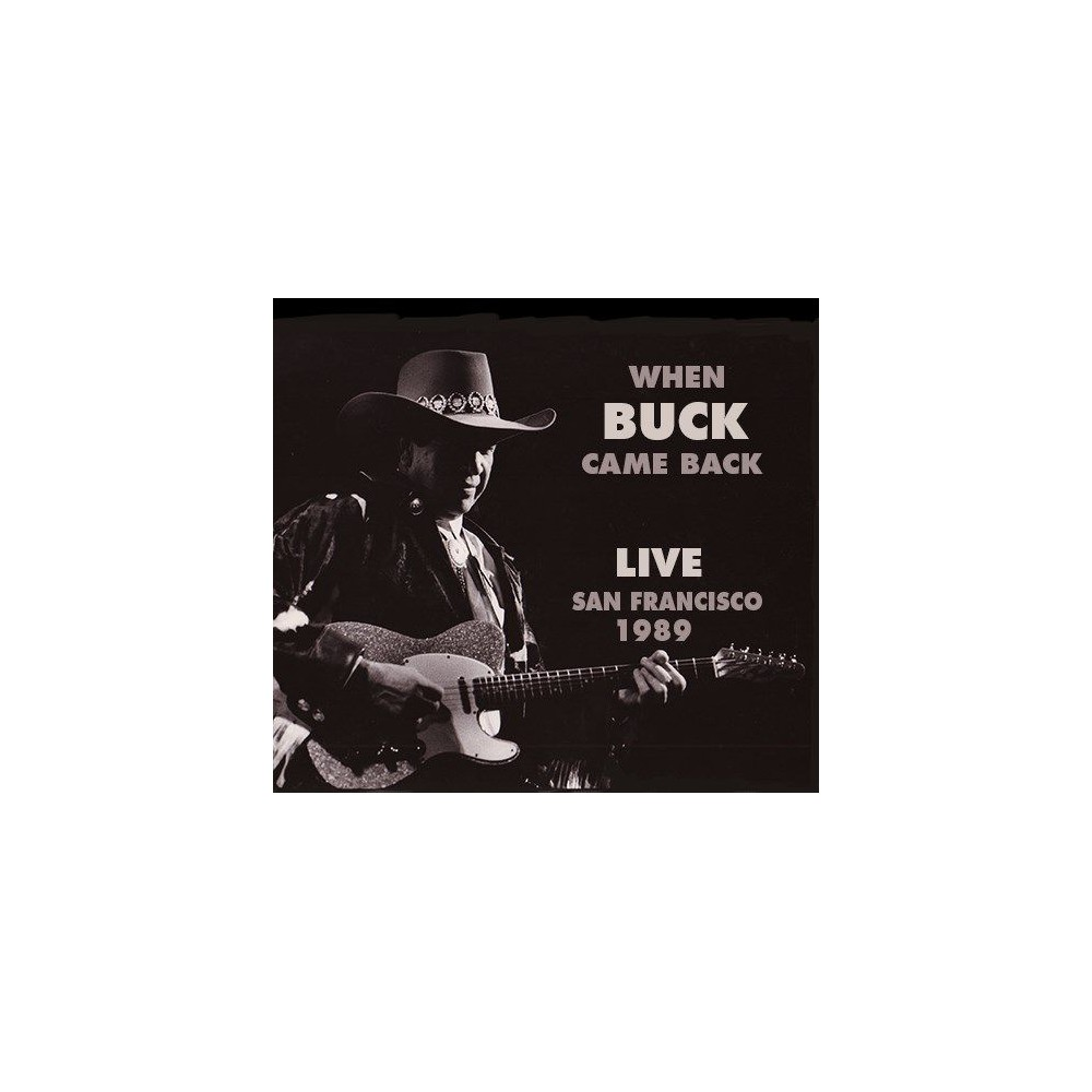 Buck Owens - When Buck Came Back:Live San Francisc (CD)