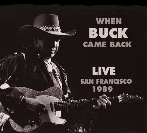 Buck Owens - When Buck Came Back:Live San Francisc (CD) - image 1 of 1