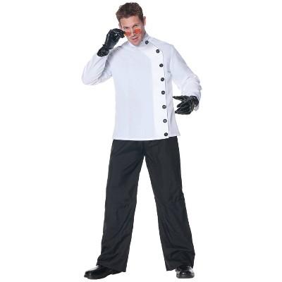 Adult Mad Scientist Shirt Halloween Costume (XXL)