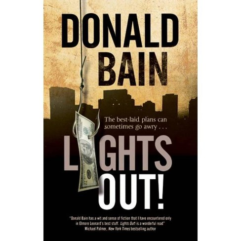 Lights Out! - by  Donald Bain (Hardcover) - image 1 of 1
