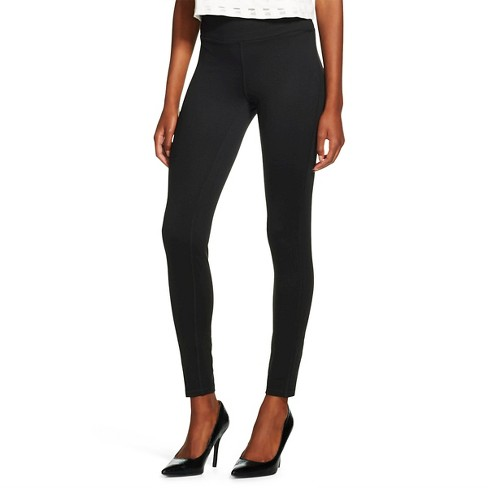 67b10930194a8 Hanes® Premium Women's Leggings - Black : Target