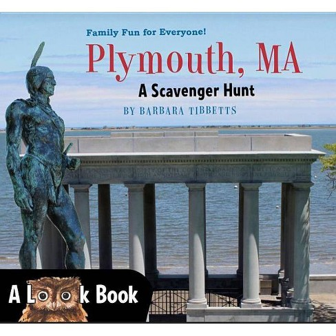 Plymouth, Ma - (Look Books) by  Barbara Tibbetts (Paperback) - image 1 of 1