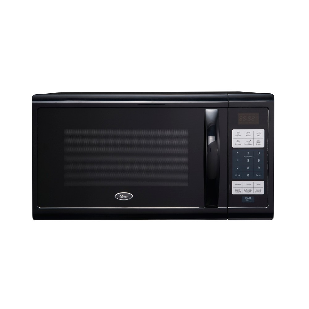 Oster 1.1 cu ft 1100W Digital Microwave Oven – Black OGZJ1104 15632706