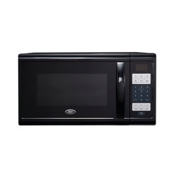 Oster 1.1 cu ft 1100W Digital Microwave Oven - Black OGZJ1104