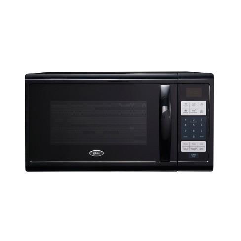 Oster 1 Cu Ft 1100w Digital Microwave Oven Black Ogzj1104