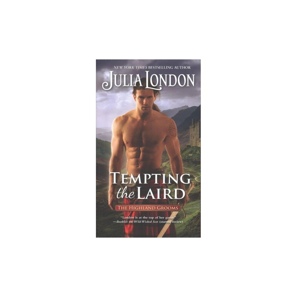 Tempting the Laird, Books
