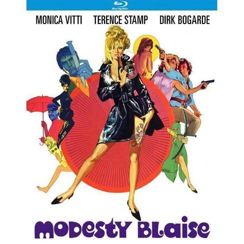 Modesty Blaise (Blu-ray) - image 1 of 1