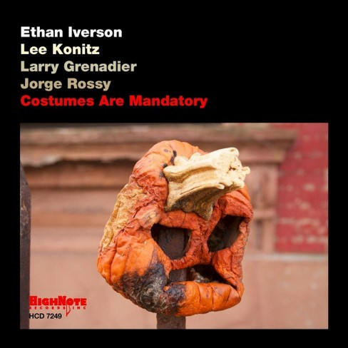 Ethan iverson - Costumes are mandatory (CD) - image 1 of 1