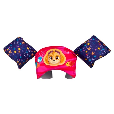 PAW Patrol Sea Squirts Swim Trainer Life Jacket 3D Licensed Skye - image 1 of 2