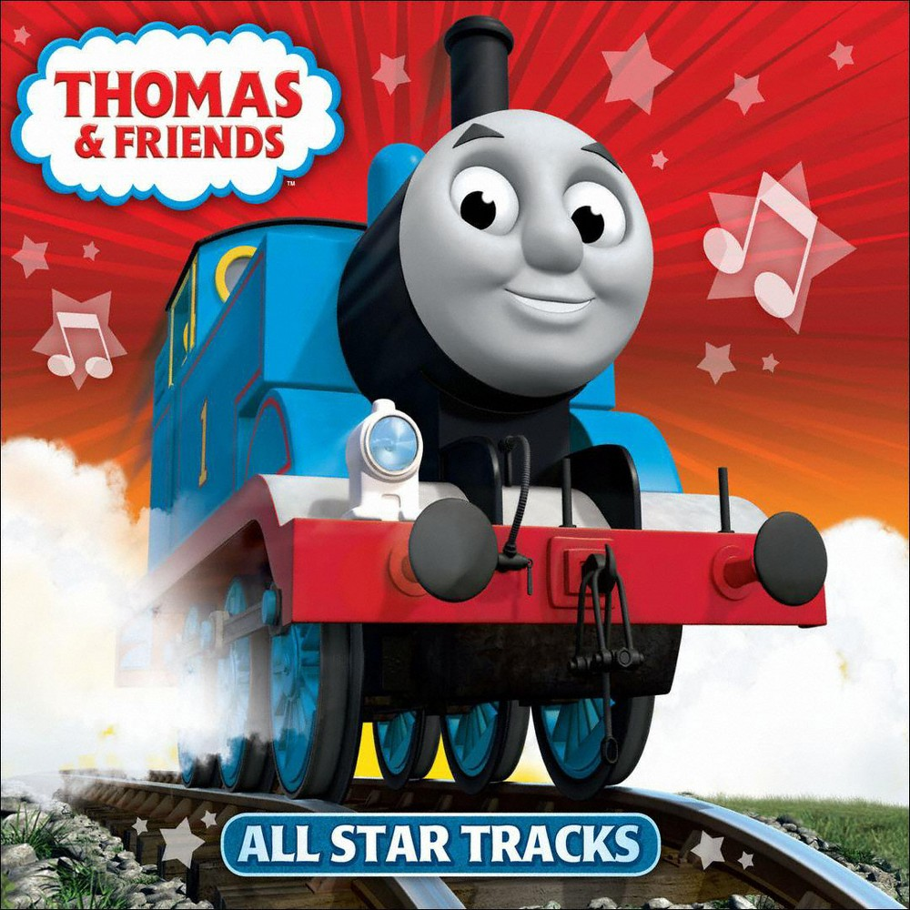 Various - Thomas & Friends:All Star Tracks (CD)
