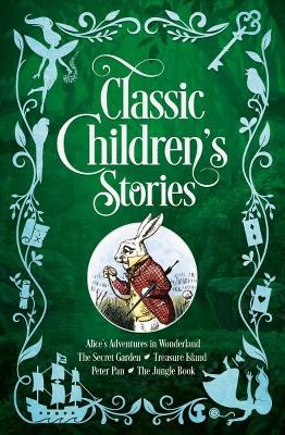 Classic Children's Stories - (Hardcover)
