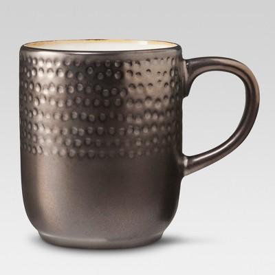 Barnet Bronze Mugs - 15oz Set of 4 - Threshold™