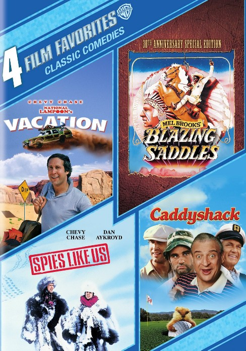 4 film favorites:Classic comedies (DVD) - image 1 of 1