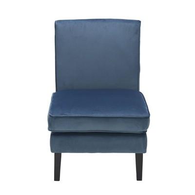 Olivia Chair and Ottoman - Adore Décor