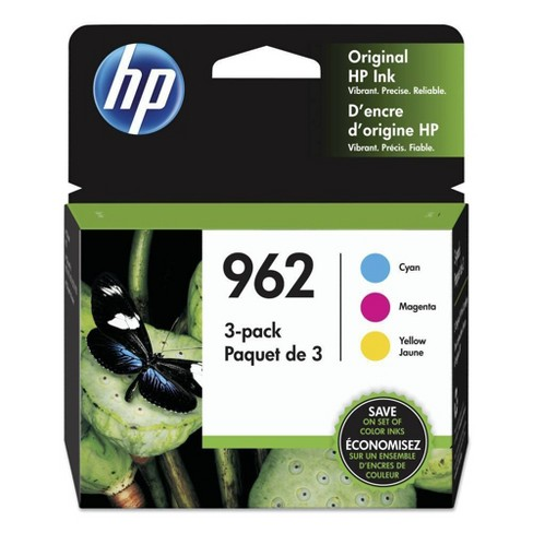 HP 962 Original Ink Combo 3-Pack - CMY - image 1 of 4