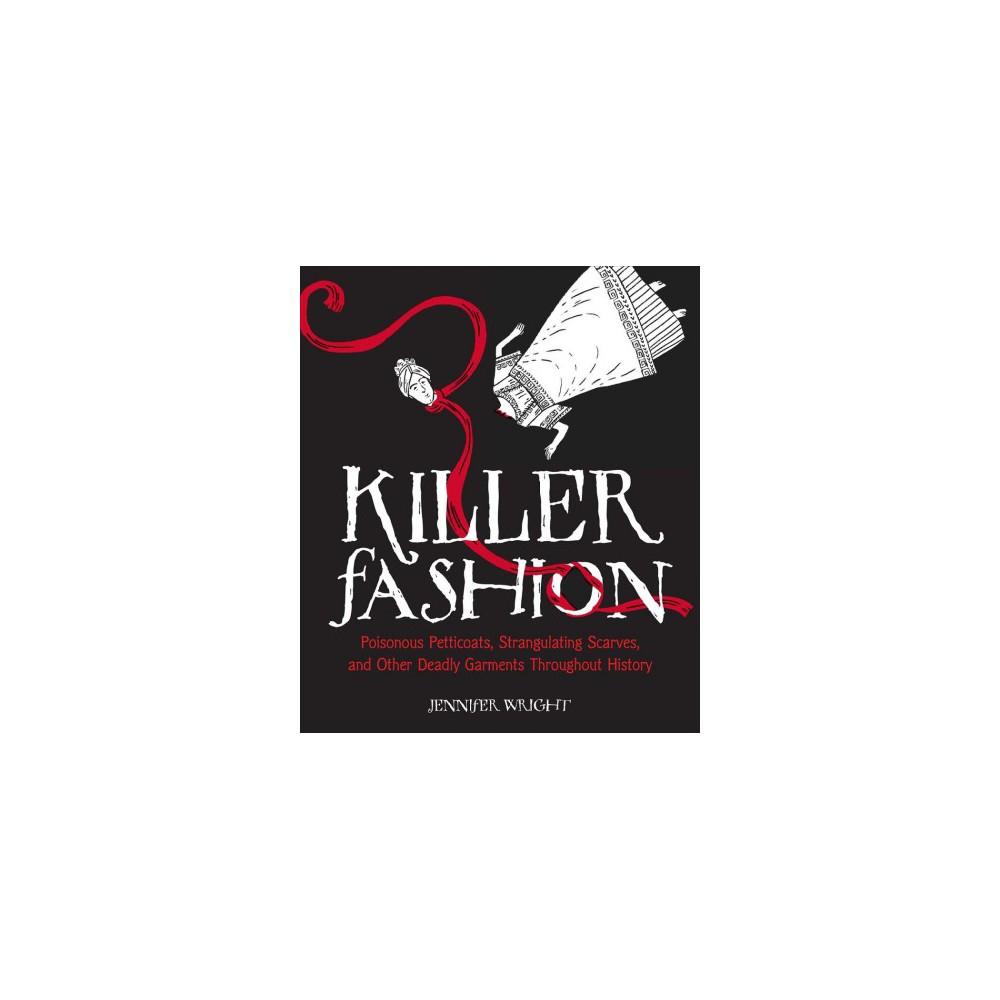 Killer Fashion (Hardcover) (Jennifer Wright)