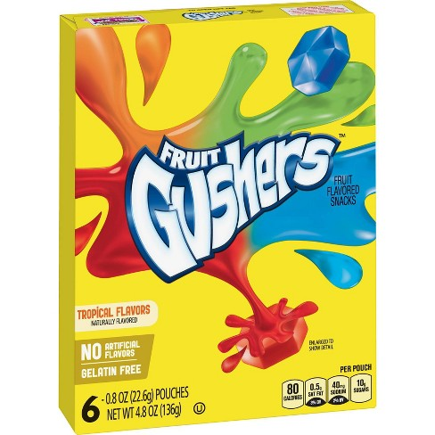Image result for gushers