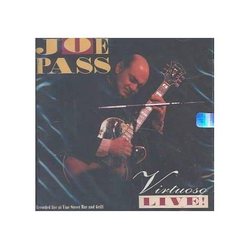 Joe Pass - Virtuoso Live (CD) - image 1 of 1